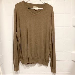 article 365 cotton cashmere sweater long sleeve